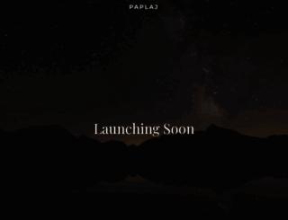 paplaj.com screenshot