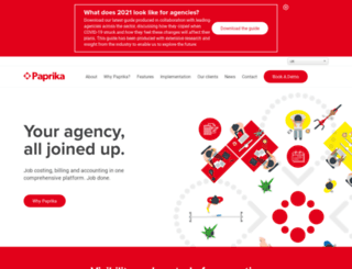 paprika-software.com screenshot