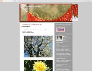 paprikanafeijoada.blogspot.com screenshot