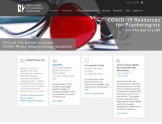 papsy.org screenshot