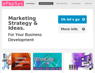 papsys.com screenshot