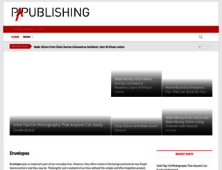 papublishing.com screenshot