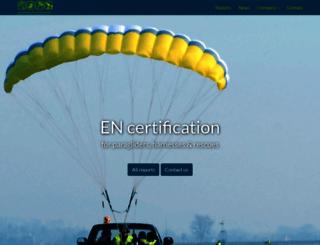 para-test.com screenshot