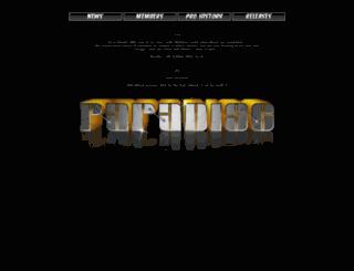 paradise.untergrund.net screenshot