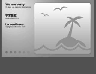 paradordelangel.com.ar screenshot