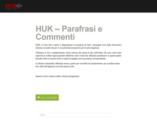 parafrasare.altervista.org screenshot