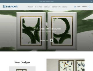 paragonpg.com screenshot