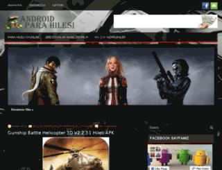 parahilesi.com screenshot