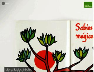 paralanaturaleza.org screenshot