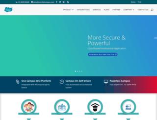 parallelcampus.com screenshot