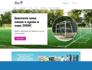 paramim.com.pt screenshot