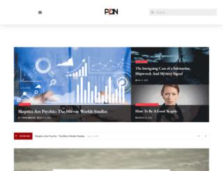 paranormaldailynews.com screenshot