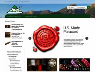 paravival.com screenshot
