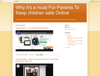 parentalmonitoringapps.blogspot.com.au screenshot