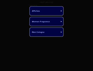 parfum21.biz screenshot