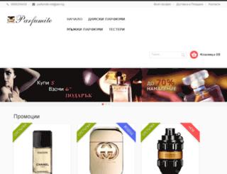 parfumite.net screenshot