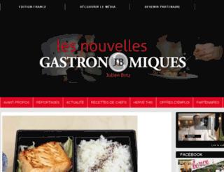 paris.julienbinz.com screenshot