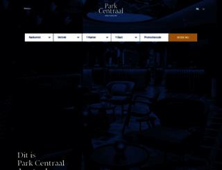 parkhotel.nl screenshot