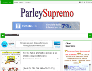 parleysupremo22.blogspot.pe screenshot