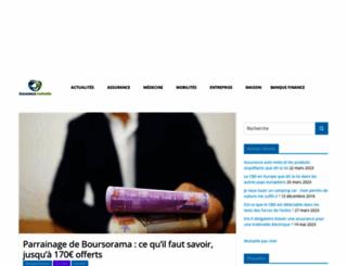 parlons-assurance-mutuelle.fr screenshot