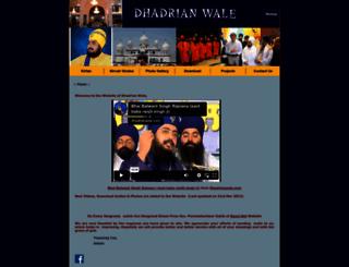 parmeshardwar.com screenshot