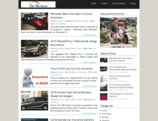 partisimon.com screenshot