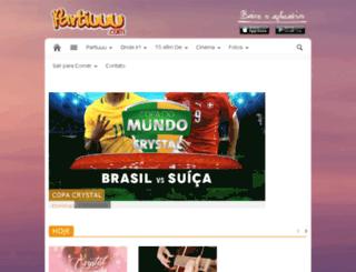 partiuuu.com screenshot