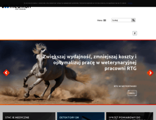 partner.medikon.pl screenshot