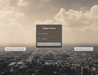 partner.monetizus.com screenshot
