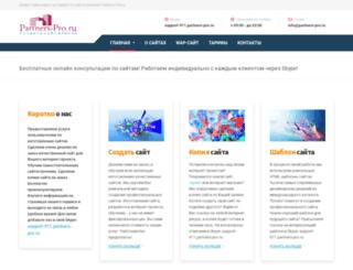partners-pro.ru screenshot