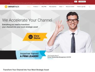 partners.hostway.com screenshot