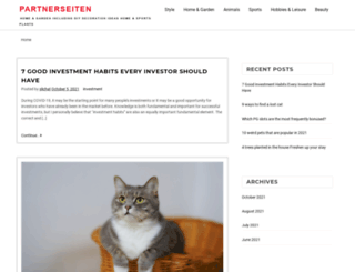 partnerseiten.net screenshot