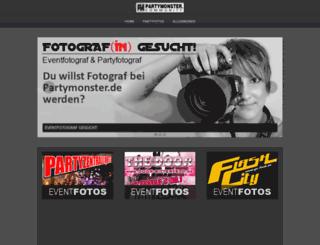 partymonster.de screenshot