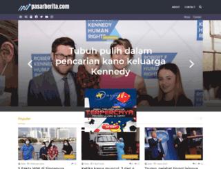 pasarberita.com screenshot