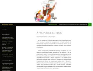 pascalbauchard.fr screenshot