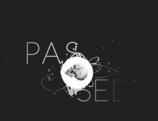 passedcomic.com screenshot