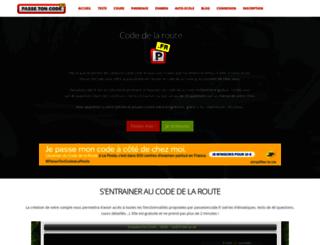 passetoncode.fr screenshot