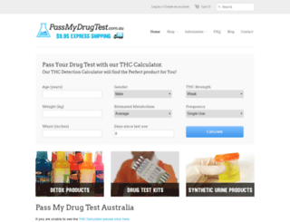 access passmydrugtest com au pass any drug test with the best detox