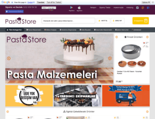pastaavm.com screenshot