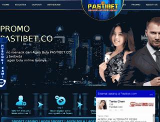 pastibet.com screenshot