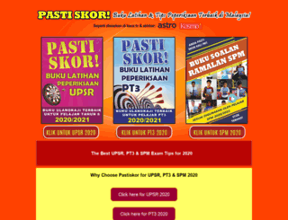 pastiskor.com.my screenshot