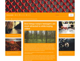 pat-burt.com screenshot