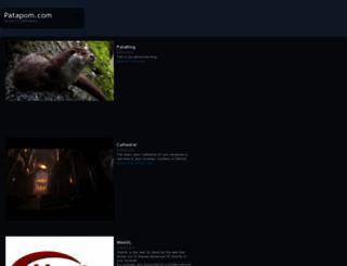 patapom.com screenshot