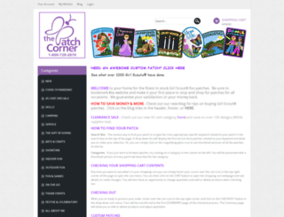 patchcorner.com screenshot