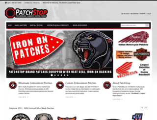 patchstop.com screenshot