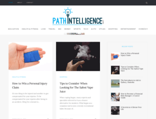 pathintelligence.com screenshot