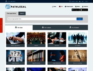 pathlegal.com screenshot
