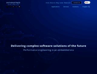 pathpartnertech.com screenshot