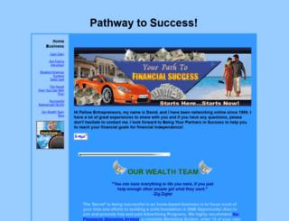 pathway-to-success.com screenshot