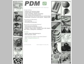 pathwaydesign.com screenshot
